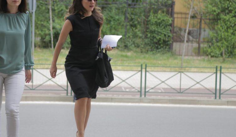 Rudina Hajdari braktis mbledhjen e Këshillit Politik
