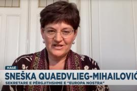Meta video-konferencë me Europa Nostra: Të nis hetimi ndërkombëtar për shembjen e teatrit