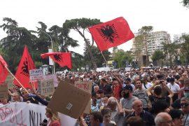 Përfundon protesta e Aleancës për Teatrin