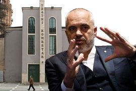 Rama kërkon të bindë ndërkombëtarët për ligjshmërinë e shembjes së Teatrit