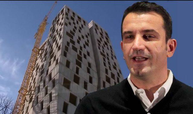 Bashkia Tiranë i kalon firmës private 1363 m2 tokë publike në Rrugën e Kavajës