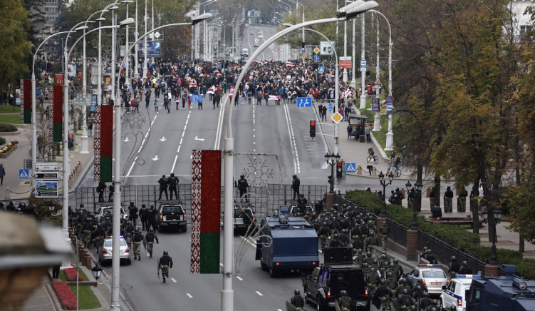 Bjellorusët vijojnë protestat në  javën e 11-të, opozita bën thirrje për protesta kombëtare