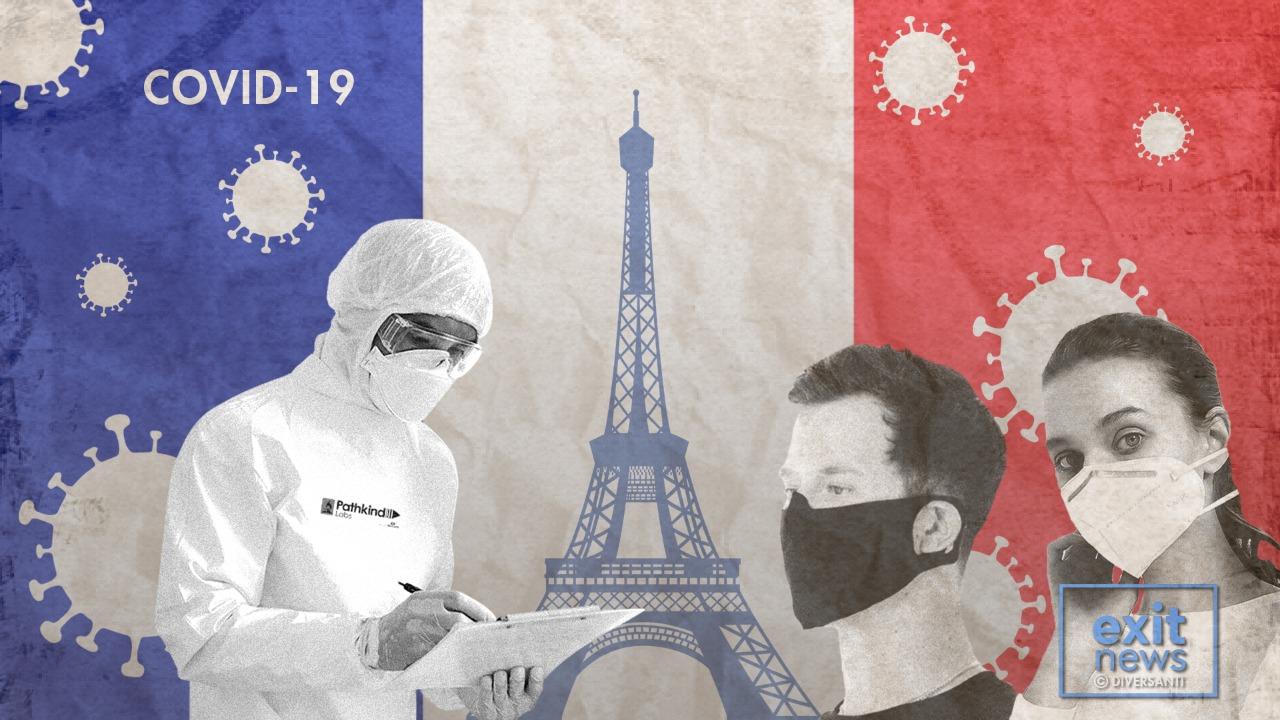 Franca arrin synimin, vaksinon 10 milion njerëz