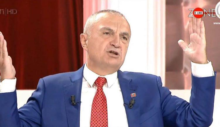 Presidenti Ilir Meta paralajmëron protestë