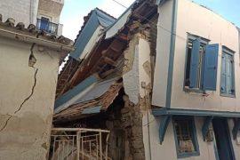 FOTO/ Tërmet 6.7 ballë në një ishull në Greqi