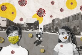 Fëmijët mbi 6 vjeç rekomandohen të mbajnë maska
