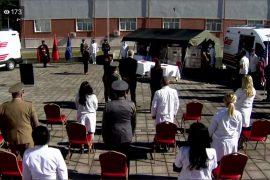 NATO e SHBA i dhurojnë Shqipërisë 60 respiratorë