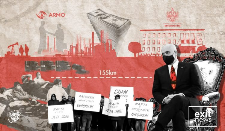 Vazhdon shkëmbimi Rama-naftëtarë: Nuk pranoj ultimatume