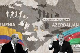 Pompeo takon ministrat e Armenisë dhe Azerbajxhanit
