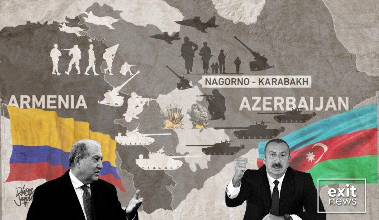 Rusia vazhdon bisedimet për armëpushim mes Armenisë dhe Azerbajxhanit