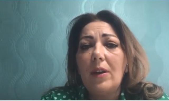 Ish-drejtoresha e ASHR-së Shyqyriu sulmon Manastirliun për gjendjen në spitalet Covid