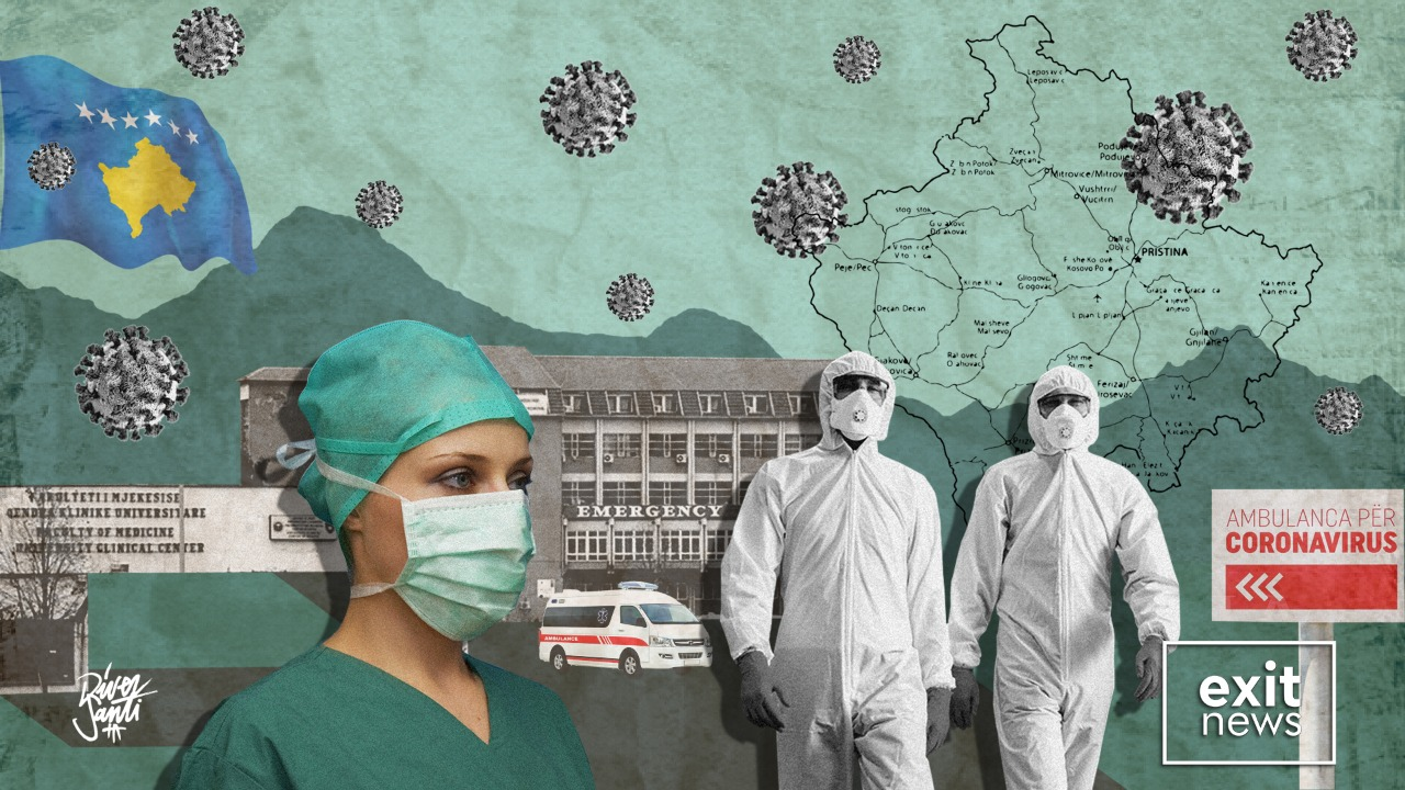 8 viktima dhe 488 të infektuar të rinj me Covid në Kosovë
