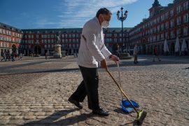 Spanja dekreton përsëri gjendje të jashtëzakonshme për shkak të Covid-19