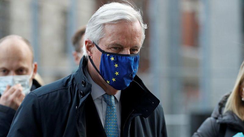 BE dhe Mbretëria e Bashkuar ndalojnë bisedimet për Brexit