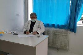 Covid-19, Humb jetën një mjek në Dibër