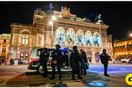 Sulmi terrorist në Vjenë, një shqiptar humb jetën ndërsa 3 të tjerë pjesë e policisë austriake