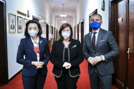Kim dhe Soreca thirrje për ngritjen e Gjykatës Kushtetuese deri në 31 dhjetor