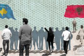 Ndërmjet dy flamujve: Kosovarët më të lidhur me flamurin 'Kuq e Zi'