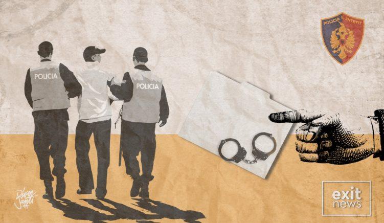Arrestohen inspektorët e Mbrojtes së Territorit në Kamëz