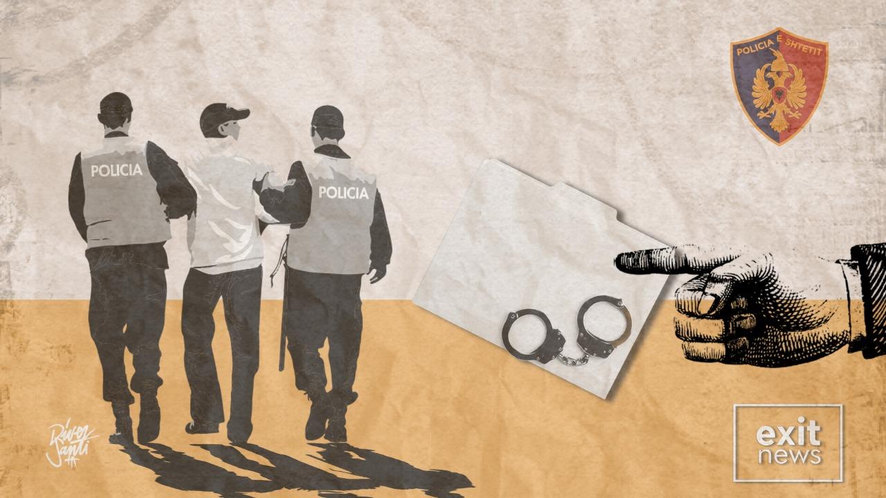 Përplasje me armë në Elbasan, një i arrestuar