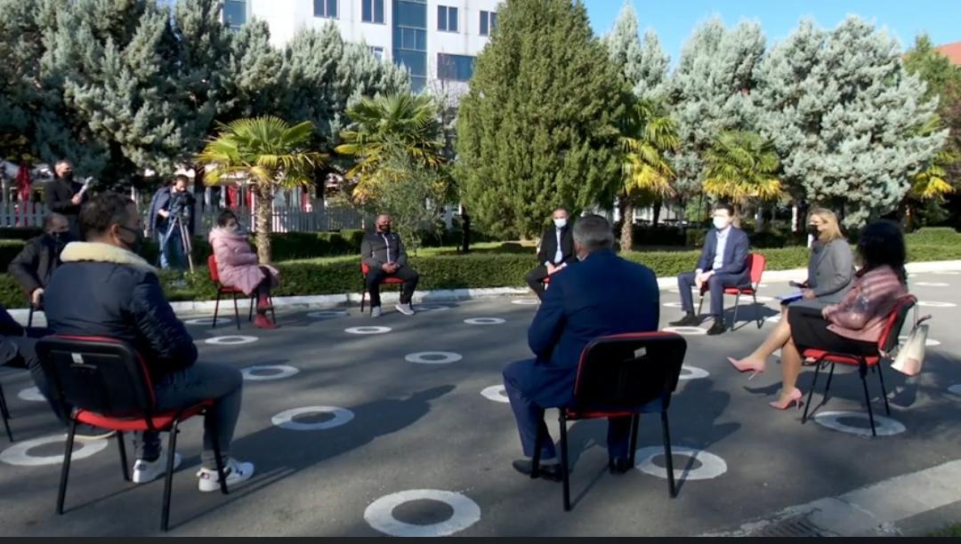 Bizneset në Shkodër takim me Bashën kërkojnë ndihmë serioze nga qeveria