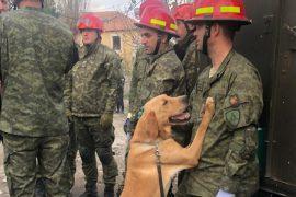 Forcat e Sigurisë së Kosovës kujtojnë ditët e kërkimeve nën rrënoja në vend