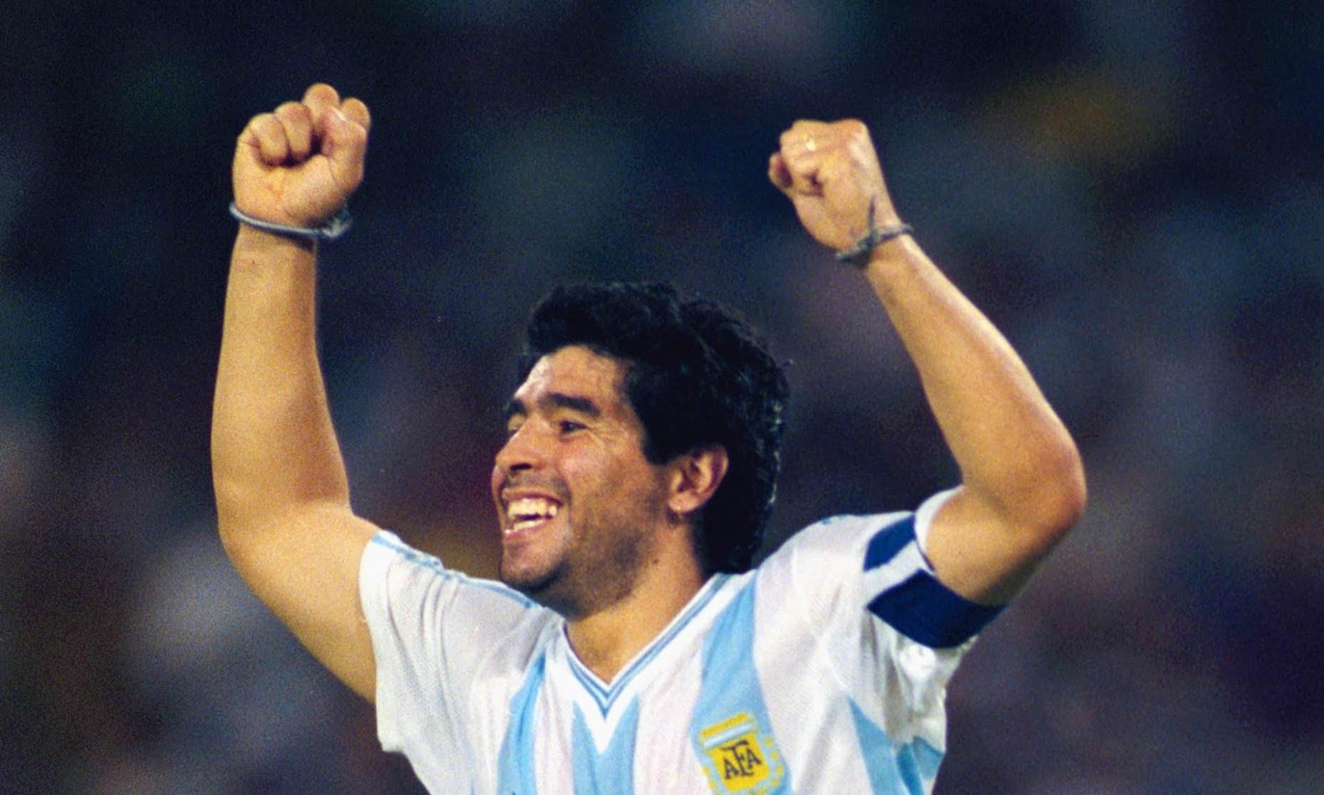 Ndahet nga jeta legjenda e futbollit Maradona