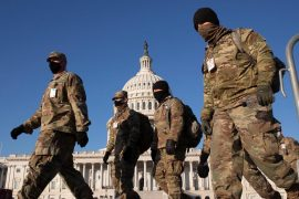 Inaugurimi i Bidenit, largohen dy ushtarë të gardës për lidhje me grupet e ekstremit të djathtë