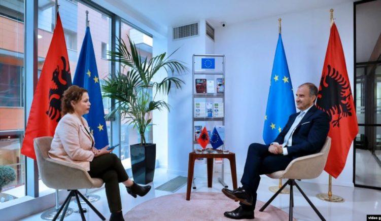 Soreka flet për negociatat dhe komenton pakënaqësinë e Ramës ndaj BE-së për vaksinat