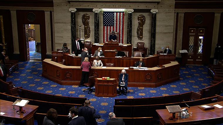 Kongresi shkarkon Tramp për herë të dytë