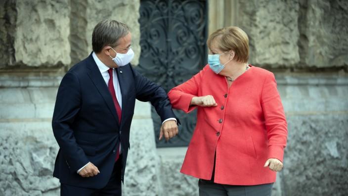 Armin Laschet zgjidhet kreu i ri i CDU
