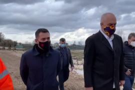 Rindërtimi në Krujë, Rama njofton nisjen e punimeve për 75 shtëpi dhe 7 pallate