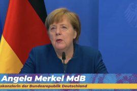 Merkel dënon pushtimin e Kapitolit dhe sjelljen e Tramp