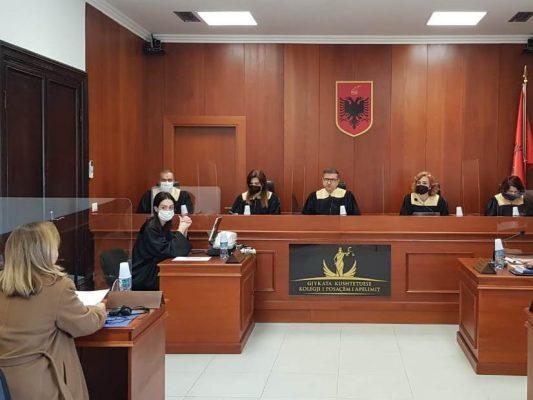 KPA vendos të presë Apelin Administrativ për çështjen e ish-gjytares së Gjykatës së Lartë