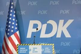 PDK: Osmani, presidente jolegjitime, u zgjodh me pazare të pista për t'i shërbyer Albin Kurtit