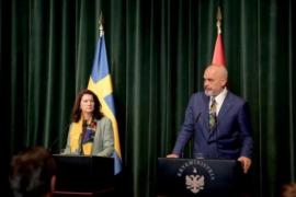 Pas Shqipërisë, Suedia merr presidencën e OSBE-së