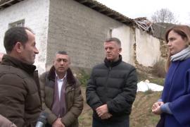 PD në ZallHerr: Qeveria la në harresë qytetarët e prekur nga tërmeti