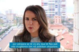Hajdari, kandidate për deputet në Elbasan