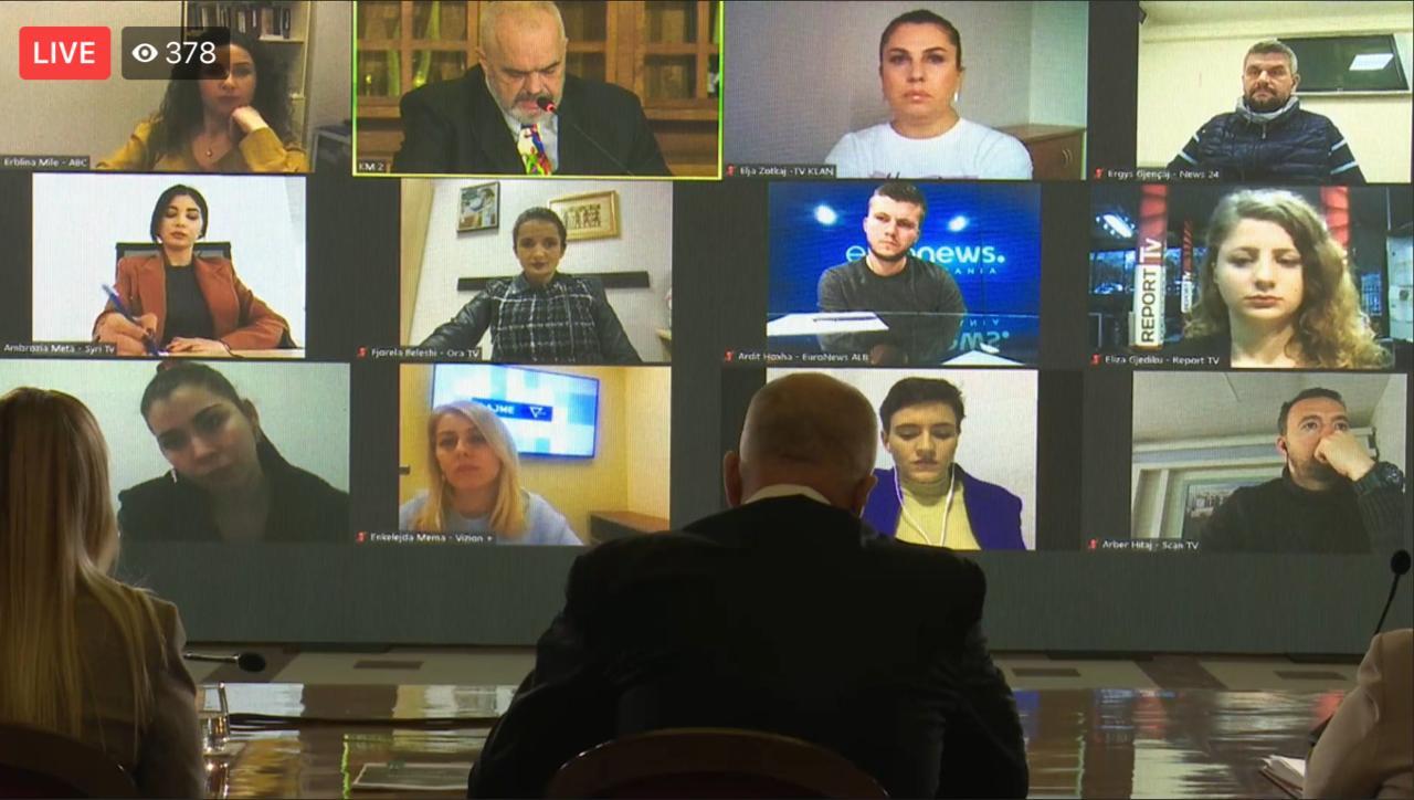 Rama: Në Bruksel asnjë ultimatum për kandidatët, vetëm vlerësime pozitive për reformën zgjedhore