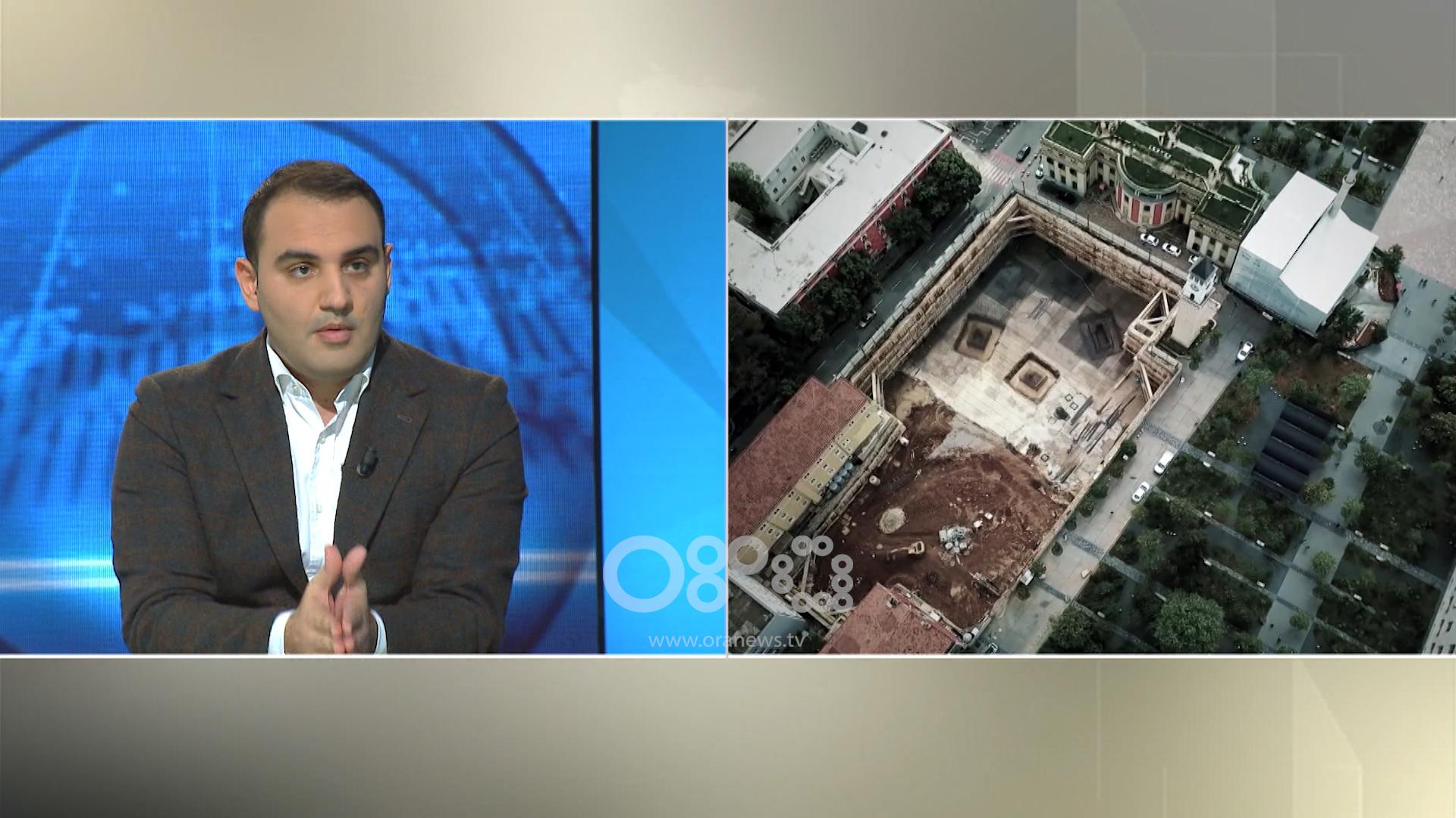 Këlliçi: Në 3 vite 'mafia e betonit' ka pastruar në Tiranë 1.6 miliardë euro