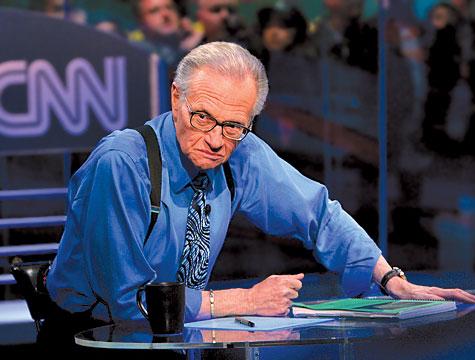 Ikona e CNN, Larry King ndahet nga jeta pas infektimit me COVID-19