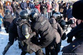 Rusi, arrestohen mbështetësit e Navalnyt pas protestave