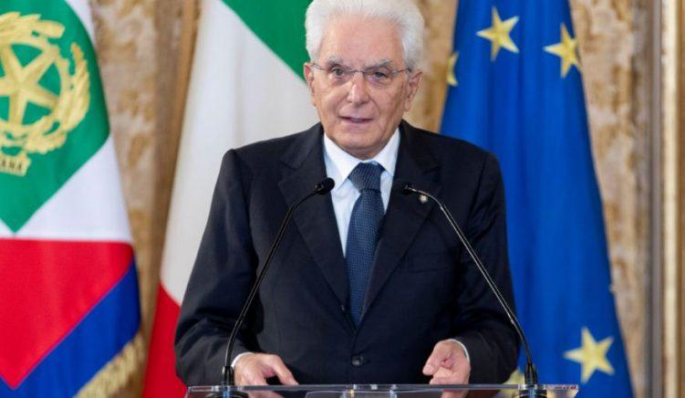Presidenti italian kërkon ribashkimin e koalicionit qeverisës për të shmangur zgjedhjet