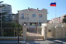 Rusia shpall 'non grata' një diplomate shqiptare