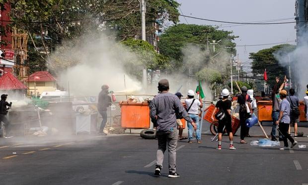 Mianmar, raportohen katër viktima në protestat kundër grushtit të shtetit