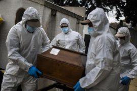 Regjistrohen mbi 2.5 milionë viktima nga koronavirusit në të gjithë botën