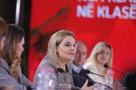 Kryemadhi: Koalicioni mes Metës dhe Berishës u prish për integrimin në BE