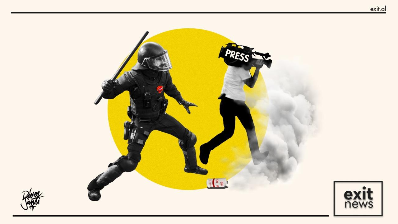 Policia, Këshillit të Evropës: Nuk e dinim që po arrestonim gazetarë