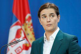 Kryeministrja e Serbisë: Keqardhje që dialogu nuk është përparësi e Kurtit