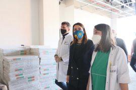 Manastirliu njofton ardhjen e 14 mijë vaksinave nga COVAX në 10 ditët e para të Marsit